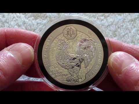 Rwandan Coin Controversy - LOL