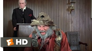 Blazing Saddles (2/10) Movie CLIP - Frontier Gibberish (1974) HD