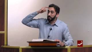 How We Lose Our Iman - Khutbah by Nouman Ali Khan