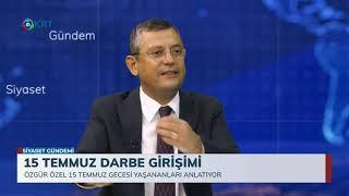 SİYASET GÜNDEMİ - SAVAŞ KERİMOĞLU - ÖZGÜR ÖZEL Video
