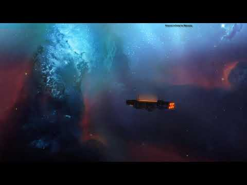 Space Ambient Mix 39 - Beyond Infinity by Nimanty