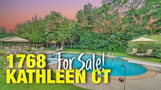 1768 Kathleen Court - FOR SALE!
