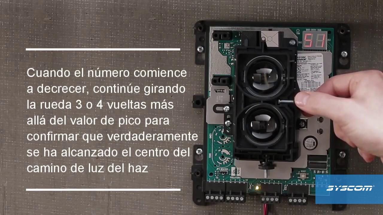 instalaci n beam 1224 de system sensor parte 3 youtube rh youtube com