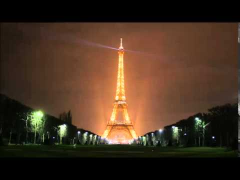 Relaxing French Music, Soothing French Music, French Cafe music.