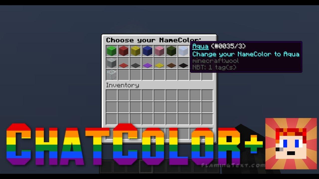 Minecraft Farben Id.Chatcolor Spigotmc High Performance Minecraft
