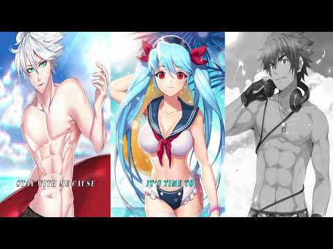 Nightcore - Goodbye (ft.Nicki Minaj & Willy William) (lyrics) (Switching Vocals)