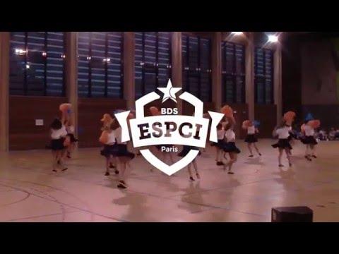 PomPom ESPCI   Préparation TOSS 2016