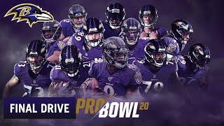 Final Drive Reaction To Baltimore's Record Pro Bowl List | Baltimore Ravens