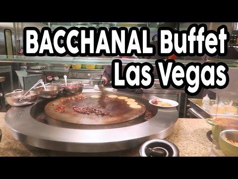 VLOG #64: Bacchanal Buffet and Dash Berlin - Las Vegas