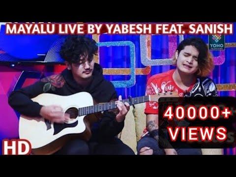Download Mayalu-Yabesh and Sanish shrestha live