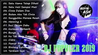 Download Mp3 Dj Slow Remix Terbaik 2019 - Spesial Awal September - Terdiam Sepi - Satu Hati S