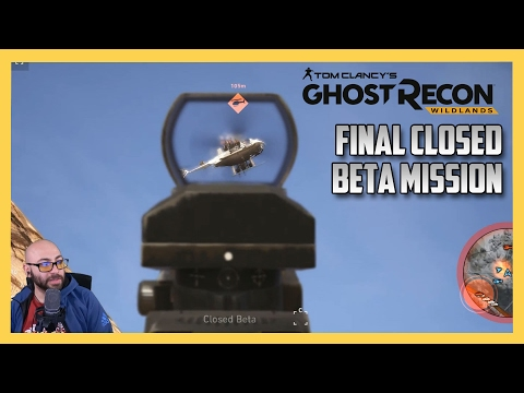 Final Mission in Ghost Recon Wildlands Closed Beta | Swiftor