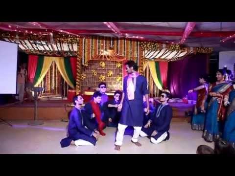 Tikatuli dance video (Tasmin-Rachi Holud)