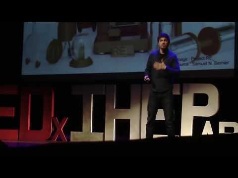 The rise of the Designer-Maker   Samuel Bernier   TEDxIHEParis