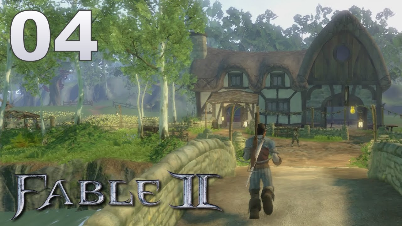 Fable 2 (Xbox One) E04 - Journey to Oakfield - YouTube