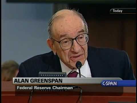 "Greenspan: ""There is nothing to prevent the government from creating as much money as it wants."""