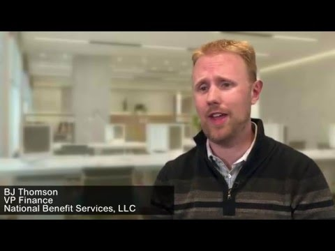 Customer Testimonial: National Benefit Services