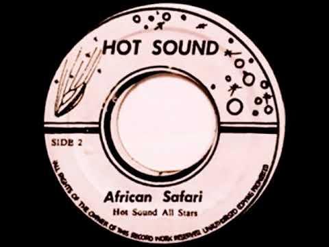 Hot Sounds All Stars - African Safari [197x]