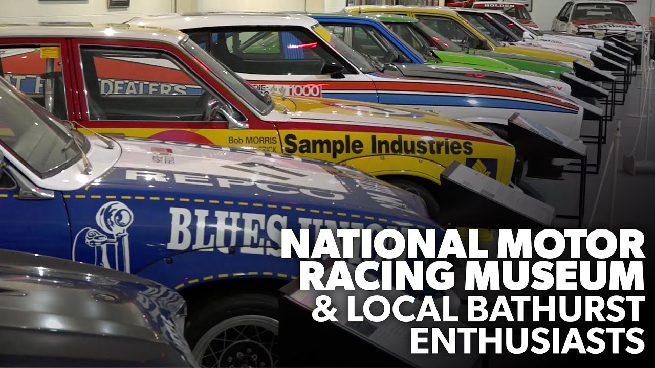 National Motor Racing Museum & Local Bathurst Enthusiasts: Classic Restos - Series 45
