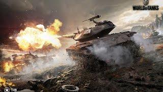 World of Tanks - T49 with 152mm DERP GUN!!! - 7K Damage