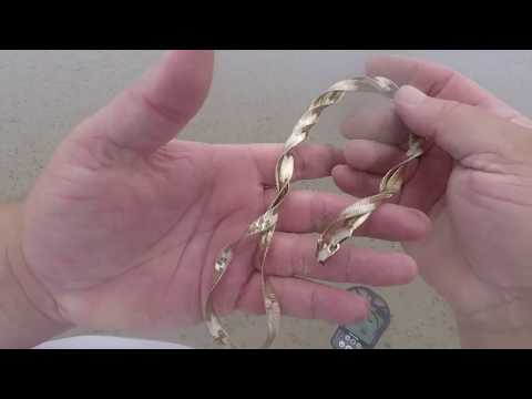 Beach Metal Detecting Huntington Beach California