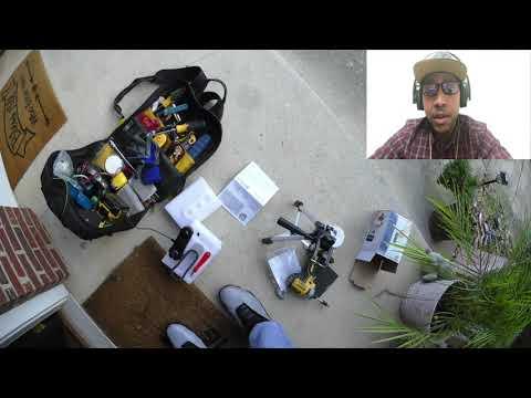 Night Owl 1080p Doorbell Camera installation by catjacks Darius Lee