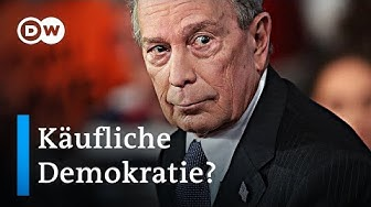 Mike Bloomberg: Milliarden für die Präsidentschaft