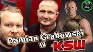 Damian Grabowski w KSW ?