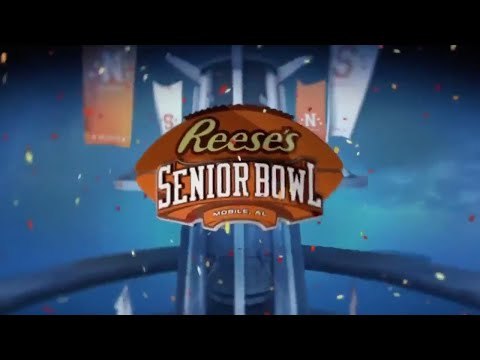 2019 Reese\'s Senior Bowl | Full Game Highlights