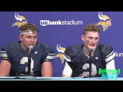 Minnesota Football Players Remind Us All Why We Love High School Football