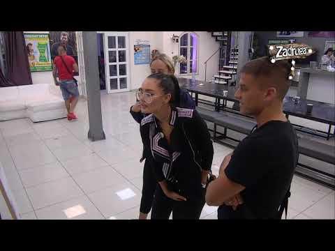 Zadruga 2 - Svađa Ane i Davida zbog intimnih pitanja - 23.06.2019.