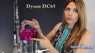 Dyson 2014 | Dyson DC65 Complete Vacuum Demonstration | Animal Upright Vacuum Review | Best Dyson