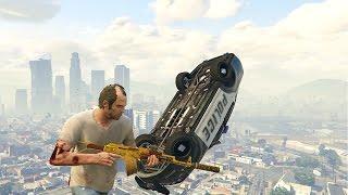 GTA 5 - GRAVITY MOD