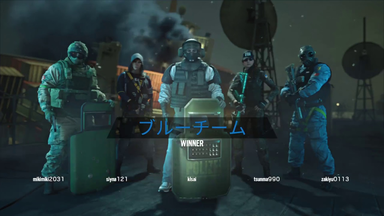 how to win pandemic r6s