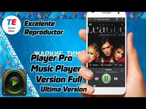 Descargar PlayerPro Music Player | Apk FULL | Ultima Version
