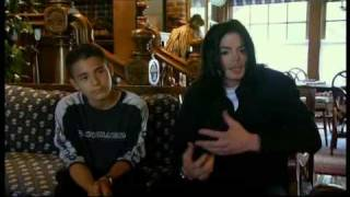 Living with Michael Jackson High Quality (Deutsch Part8)