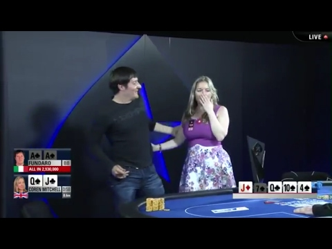 Victoria Coren Mitchell Becomes the First Ever Double EPT Champion | PokerStars Makes Millionaires