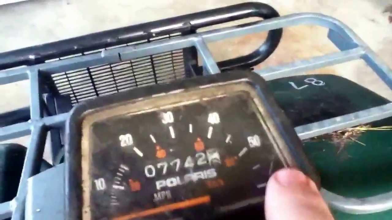 Polaris Magnum 425 >> 95 Polaris magnum 425 2x4 just finished - YouTube