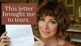 This Letter Brought Me to Tears | Dominique Sachse