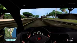 Test Drive Unlimited: Turbo Honda Civic