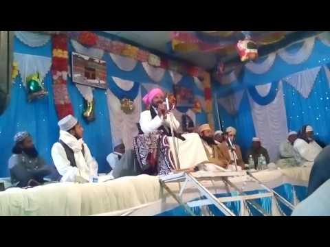 Taqreer by Mufti Irfan Raza Hashmati 25 May 2015 Amet Rajisthan (Mb 9839956583)