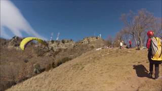 Paragliding fails in Catalonia (Part 2)