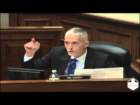 Trey Gowdy Grills DHS Official on Due Process