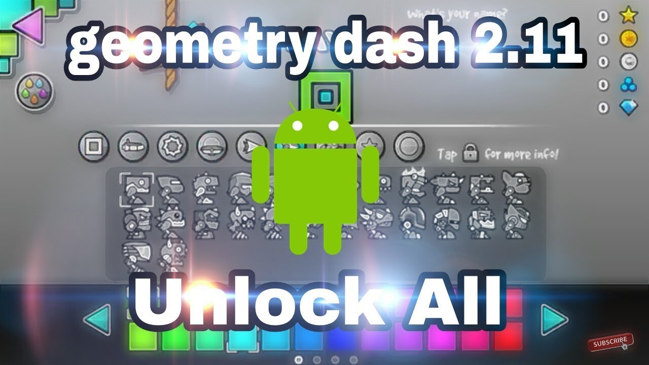 geometry dash 2.11 apk full free download