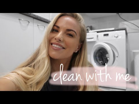 SPEED CLEANING WITH ME