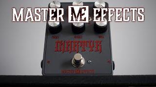 Gord Olson - Master Effects Martyr Demo