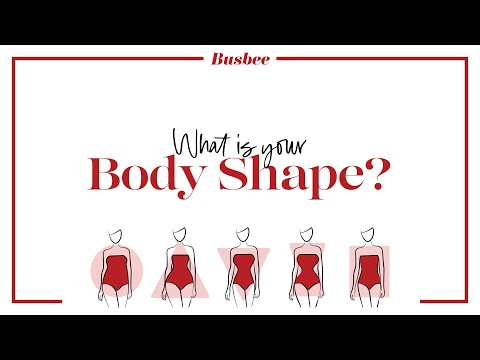 How To Determine Your Body Shape Using Measurements