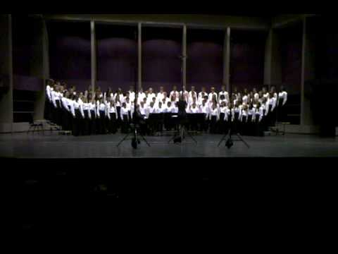 """Follow the Drinking Gourd"" - Okemos Kinawa Middle School Varsity Choir (2010)"