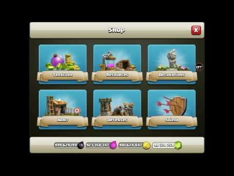 Clash of clans hacking gameplay