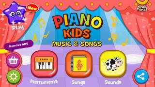 Educational Song for Toddlers  l Educative Activities for Preschool Kids Learning